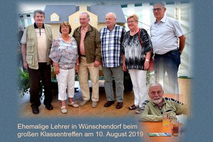 Bild: Wünschendorf Erzgebirge Lehrer