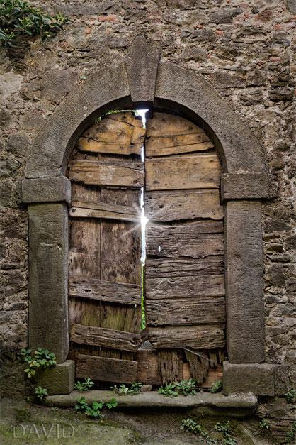 Tür rustikal Toskana