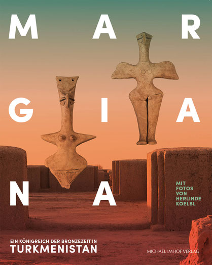 Katalog Ausstellung Margiana
