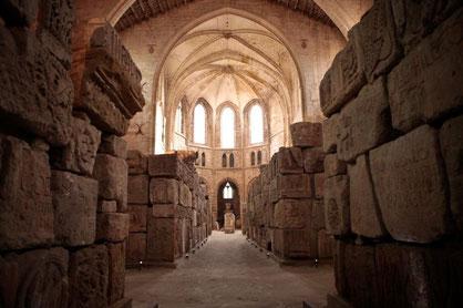 Le Musée lapidaire de Narbonne