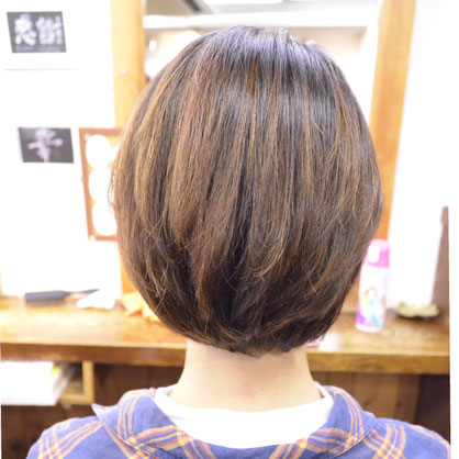 日吉美容院縮毛矯正-縮毛矯正専門美容師12