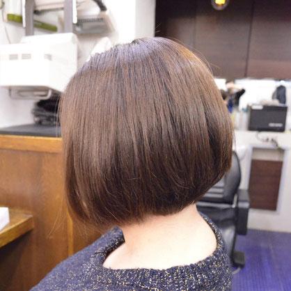 日吉美容院縮毛矯正-縮毛矯正専門美容師13