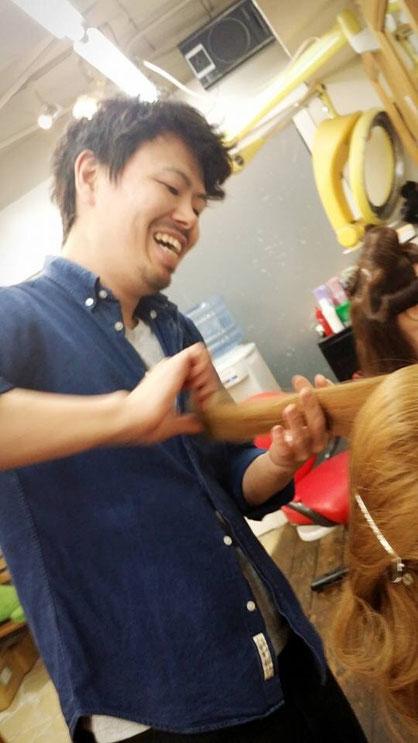 横浜・日吉・菊名・美容室☆女性の笑顔を作る専門家☆美容家 奥条勇紀 技術を高める為に最も大切な事それは・・・アウトプット!!