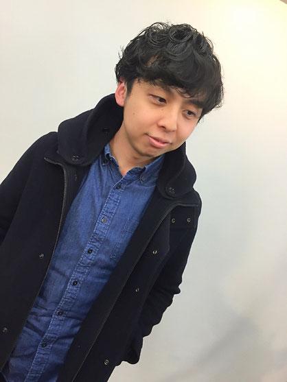 横浜・日吉・菊名・美容室☆女性の笑顔を作る専門家☆美容家 奥条勇紀 パーマって本来お手入れしやすくなるメニューなんだよ