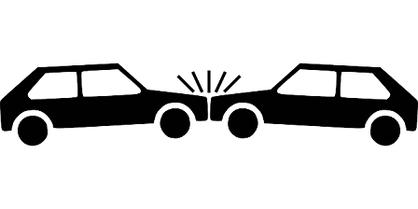 自動車同士の事故の過失割合は複雑だ
