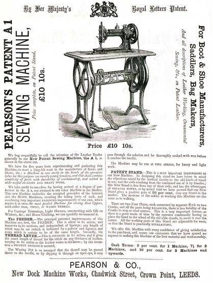 1877 advertisement