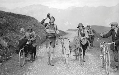 Motto AUDAX Suisse: Der Weg ist das Ziel
