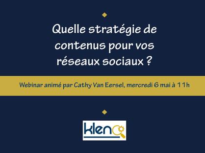 Quelle stratégie de contenu pour vos réseaux sociaux ?
