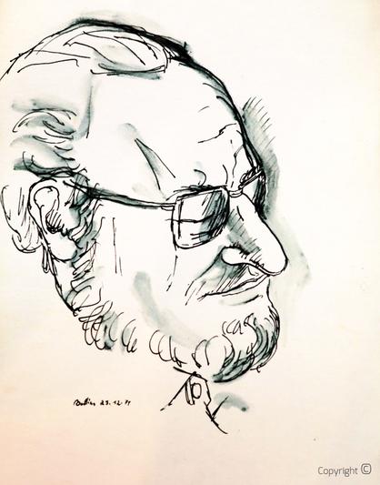 Bettina Heinen Ayech - Hanns-Karl Pesch, 1978
