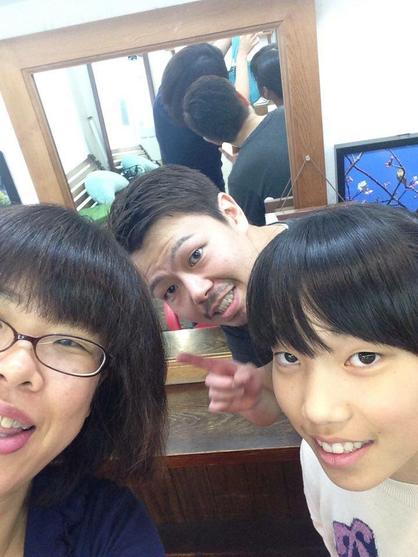 『夢は美容師』☆まゆちゃんの職業体験記