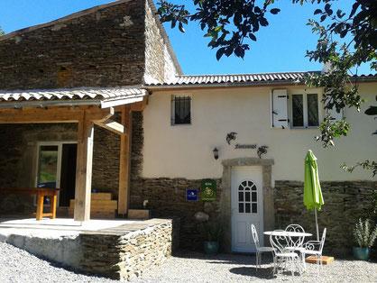gite Pays Cathare Gites de France dans l'Aude à La Tourette Cabardès