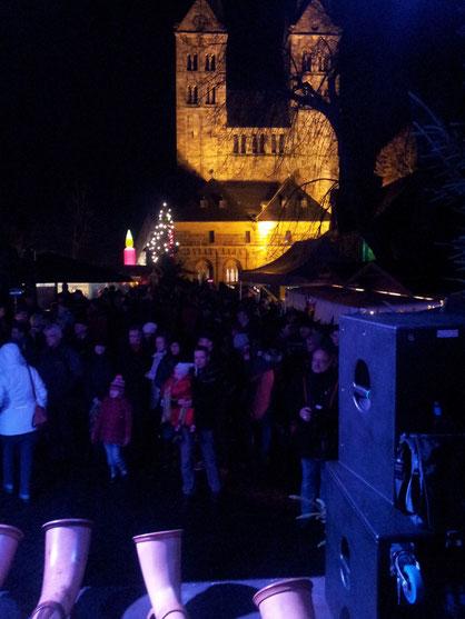 Weihnachtsmakt 2013 in Fritzlar