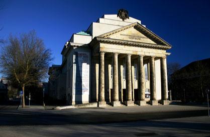 Landestheater Detmold © Landestheater Detmold, Rainer Worms