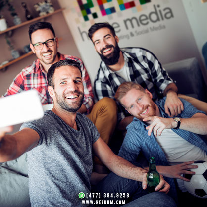 Reed House Media, Social Media
