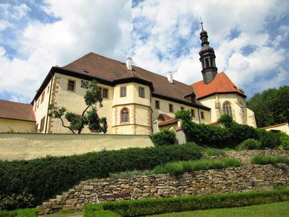 Das Franziskanerkloster von Kadan