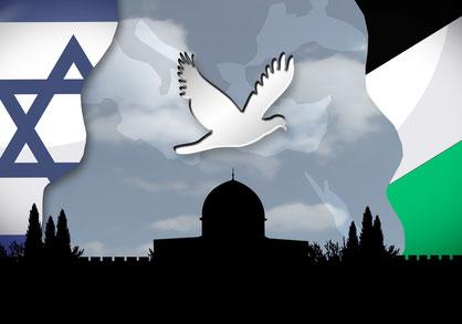 Israel, Jerusalem & Palästina