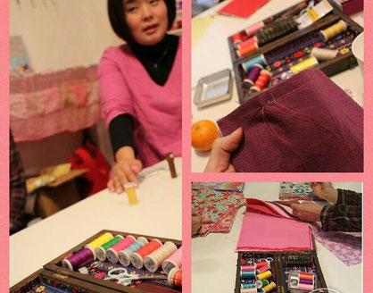 チクチクセッション 裁縫道具