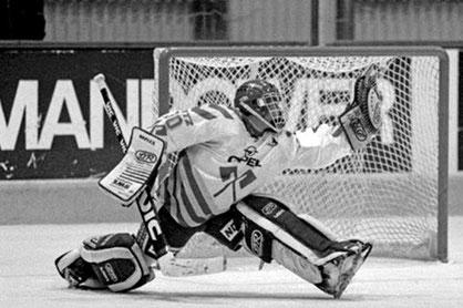 Olivier Anker EHC Biel Eishockeytorwart
