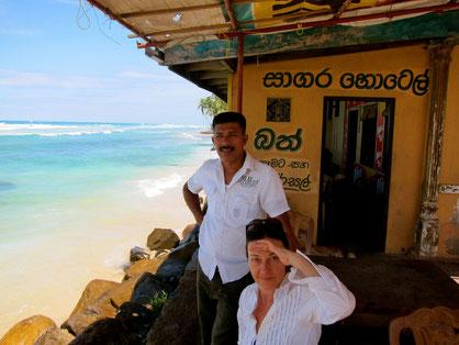 Sri Lanka beaches travel blog