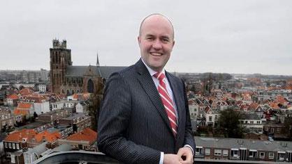 Arno Brok: burgemeester van Dordrecht