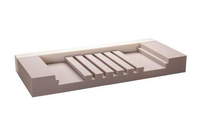 Grundgerüst mit Seitenrandverstärkung