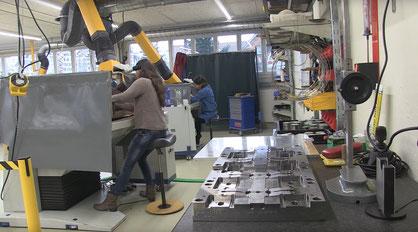 Laser Maag Herisau Präzisions Laser Schweissen  - Fabrikation, Schweissanlagen