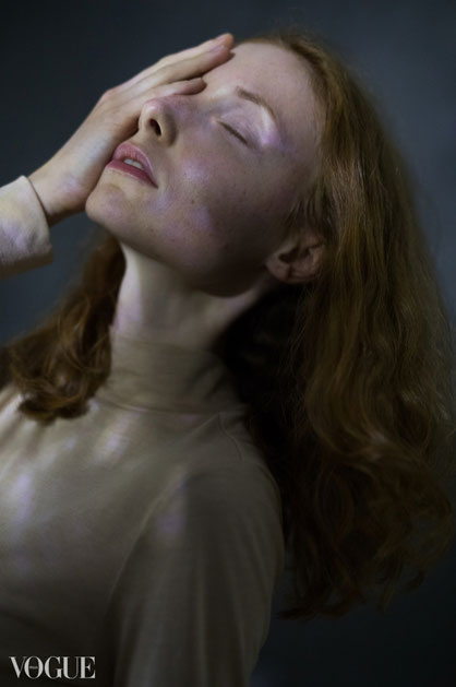 Model Mirjam Sadovnik - Foto: Evgenia Rieger
