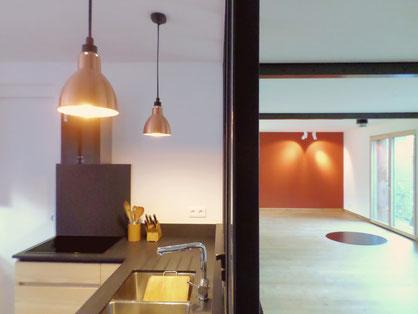 Rénovation thermique d'une maison à Clamart, 92