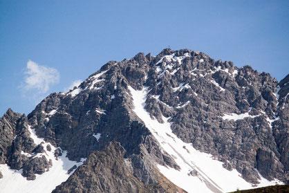 Karhorn - 2416 m