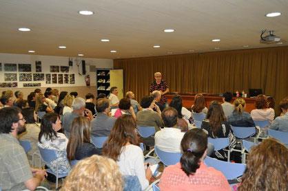Compartint el Mètode Picó amb 80 professors de Roses