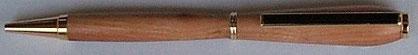 Drehkugelschreiber Kirsche Holz
