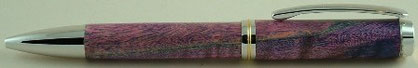 Drehkugelschreiber Box Elder pink