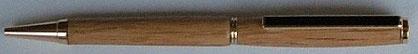 Drehkugelschreiber Eiche Holz