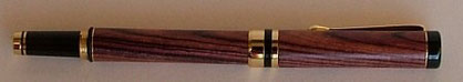 Füller aus Königsholz