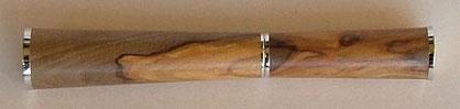 Roller Füller Diabolo aus Holz handgefertigt und gedrechselt.