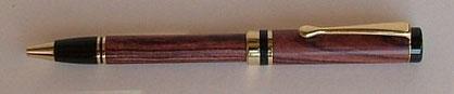 Drehkugelschreiber Veilchenholz