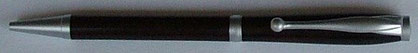 Drehkugelschreiber Ebenholz