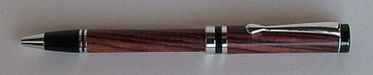 Drehkugelschreiber Eisenholz