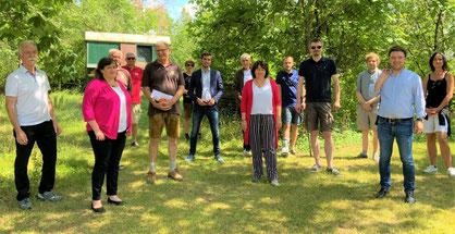 MDL Ruth Müller zu Gast beim Imkerverein Burglengenfeld/Maxhütte-Haidhof