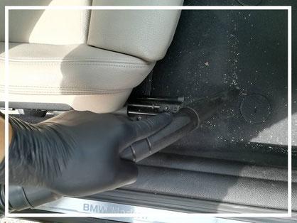 nettoyage intérieur voiture, aspirateur voiture