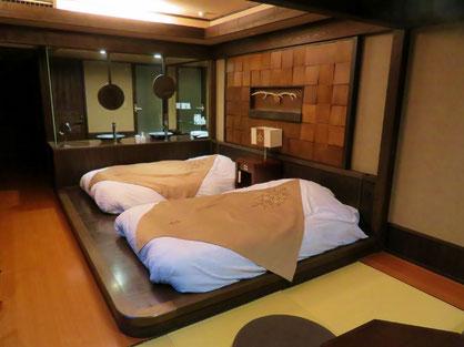阿寒湖温泉の高級ホテル「あかん遊久の里 鶴雅/レラの館」
