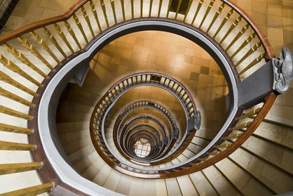 Beratung, die zum Ziel führt, genau wie die hier gezeigte Treppe. © artfocus - Fotolia.com