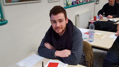 Quentin Lecointre, grand vainqueur de la phase 3