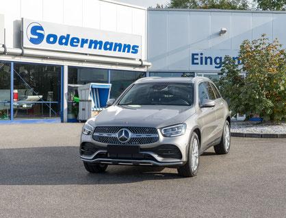 behindertengerechter Mercedes-Benz GLC Selbstfahrerumbau, Sodermanns