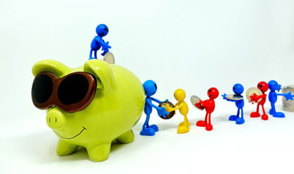 Baufinanzierung mit Bausparvertrag bietet Zinssicherheit