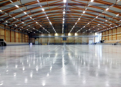 Beschichtungen der Industriebodenbau Lengenfelder GmbH in Hirschaid bei Bamberg