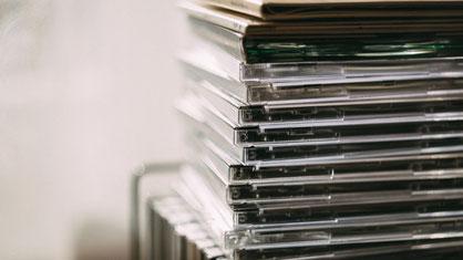 Luisterboek op CD