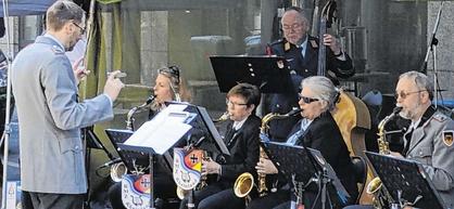 Foto: Reservistenmusikzug Rheinland