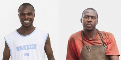Mike Kapesa & Tafadwsa Simon