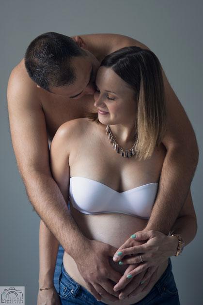 Séance photo de couple Attignat